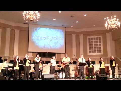 Truett McConnell College Worship Team