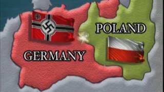 Друга світова війна. Хронологія подій