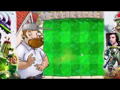 Zaczynamy - Plants vs Zombies #1