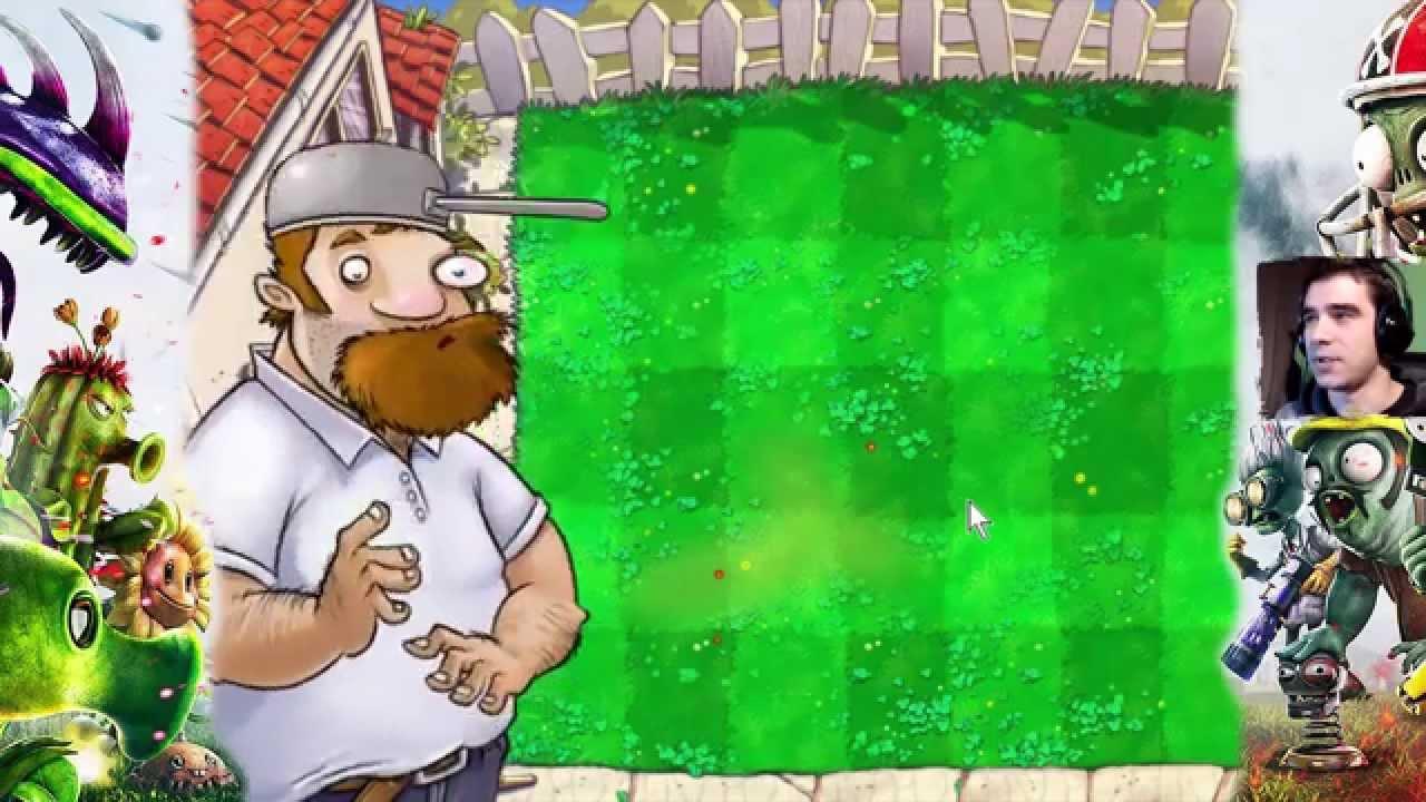 Zaczynamy Plants Vs Zombies 1 Youtube