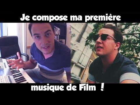 Je compose ma première musique de film !