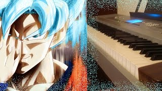 DRAGON BALL SUPER OP | ドラゴンボール超 (スーパー)[Chouzetsu☆Dynamic! (超絶☆ダイナミック!)- (吉井和哉)] Piano Cover