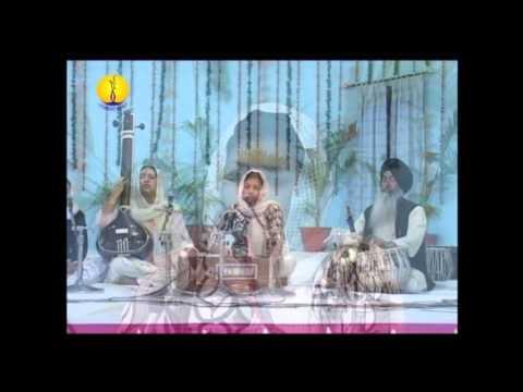 Jawaddi Taksal : Adutti Gurmat Sangeet Samellan 2010 : Raag Bilawal Prof Charanjit Kaur Ludhiana
