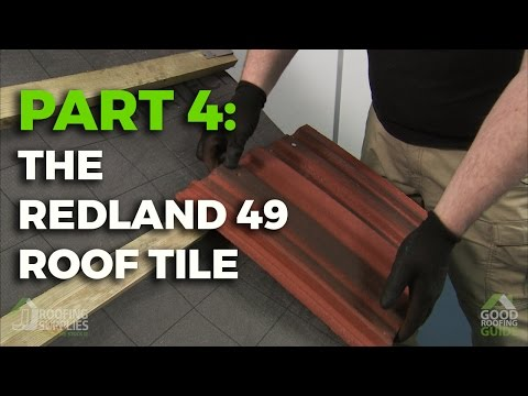 The Redland 49 Roof Tile
