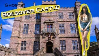 Bolsover Castle BRITAINS MOST SATANIC TOWN?! Vlog 8th July 2019