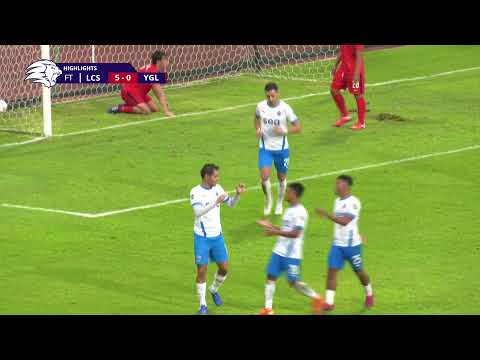 Lion City Young Lions Goals And Highlights
