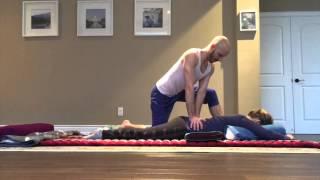What is Thai Yoga Massage?
