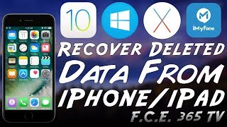 How to Recover Lost / Deleted Pictures, Videos, Etc | Kick iPhone from Recovery Mode