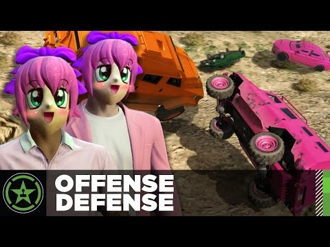 Let's Play: GTA V - Offense Defense