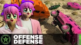 Let's Play - GTA V - Offense Defense (#1)
