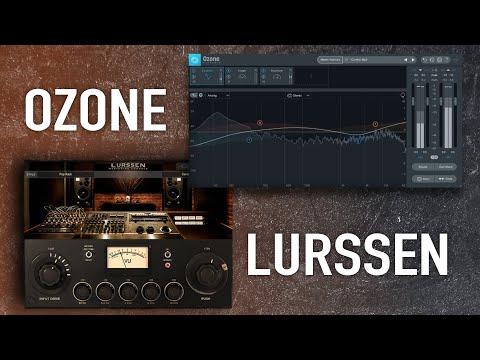 Izotope Ozone Elements VS IK Lurssen Mastering Vs My Home Mastering
