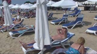Gambar cover STAFA REISEN Hotelvideo: LTI Neptun Beach, Bulgarien