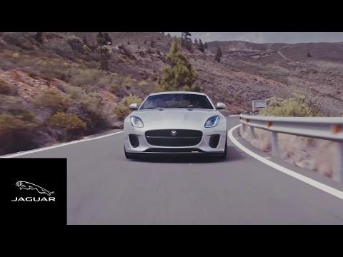New Jaguar F-TYPE   SVR and 400 Sport
