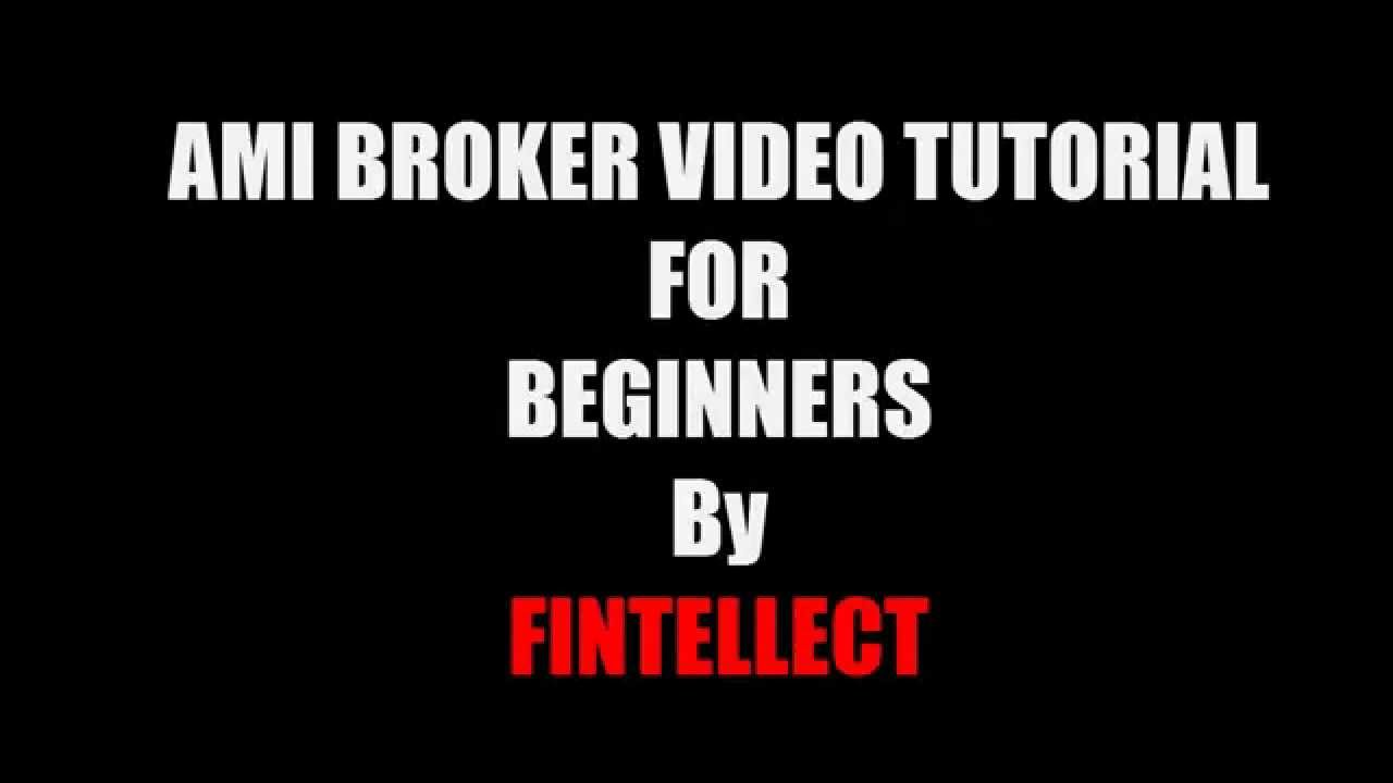 Amibroker video tutorial youtube amibroker video tutorial baditri Gallery