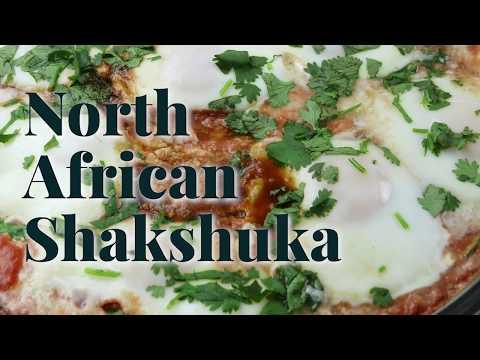 North African Shakshuka ♨️Saladmaster Sizzler