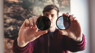 Why You Need These! Polarizers and ND Filters for Beginners