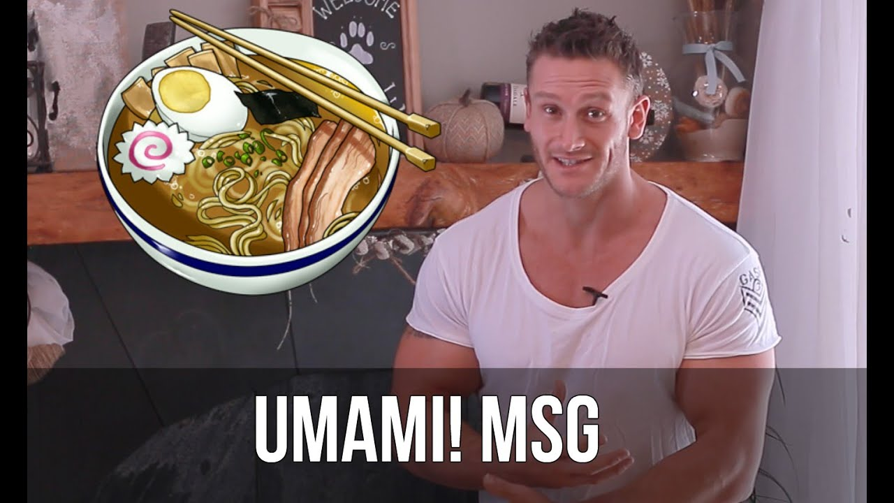 Download What is MSG? The Truth about Monosodium Glutamate- Thomas DeLauer