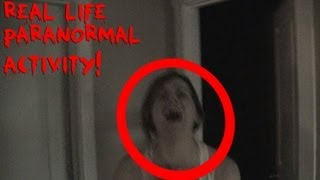 Repeat youtube video Real Life Paranormal Activity - Part 4 of 6