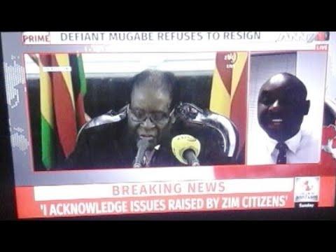 Analysis of ROBERT MUGABE ADDRESS
