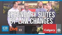 Secondary Suites By-Law Changes
