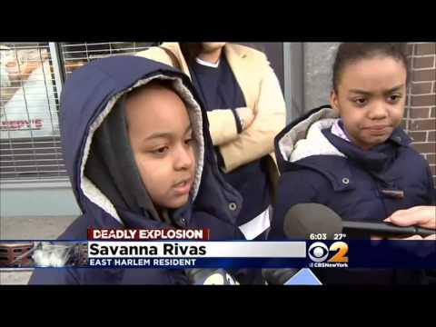 Heartbreak For Loved Ones In East Harlem Blast
