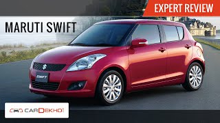 2014 Maruti Suzuki Swift | Expert Review | CarDekho.com
