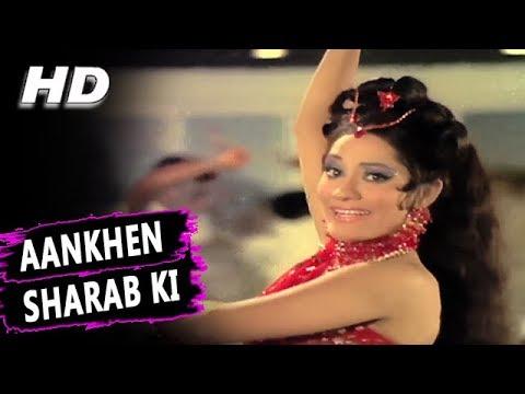 Aankhen Sharab Ki | Lata Mangeshkar, Manna...