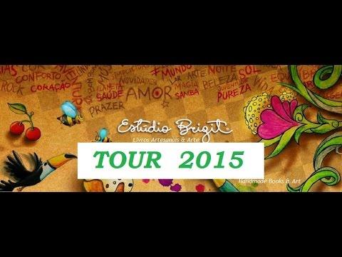 Estúdio Brigit - Tour