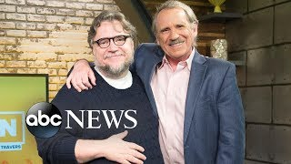 Director Guillermo Del Toro Talks The Making Of 'The Shape Of Water'
