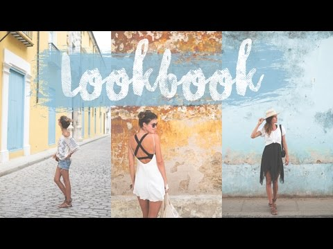 WORLD TRIP TRAVEL LOOKBOOK: 6 months – 6 outfits – All my looks!