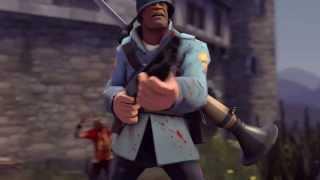 Team Fortress 2-Грустное видео о шпионе(я плакал)