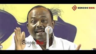 Premalatha Vijayakanthஐ பயங்கரமாக கலாய்த்த திமுக பேச்சாளர்.. Erode Iraivan Speech Dmk Meeting