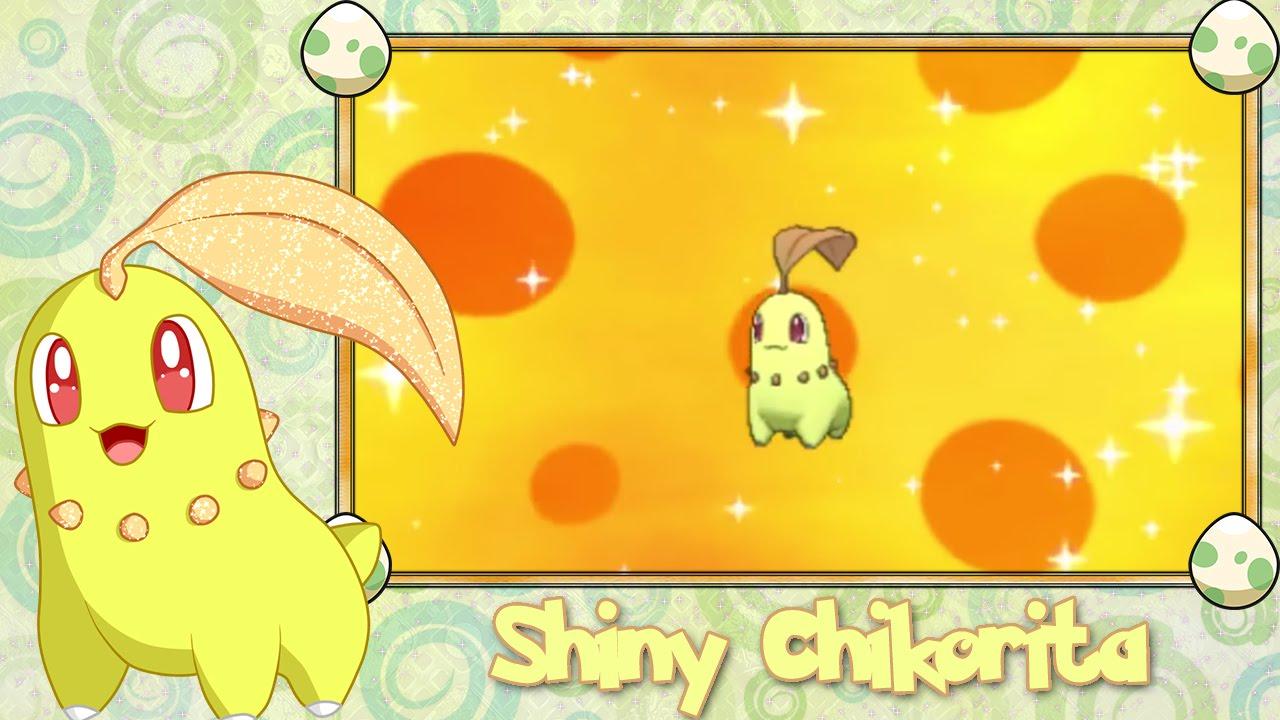 Shiny Chikorita Pokédex: stats, moves, evolution, locations ...