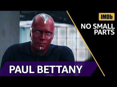 Paul Bettany | IMDb NO SMALL PARTS