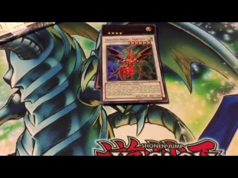 Yugioh 3 Packs and 1 holo Opening