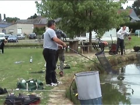 La pêche dhiver dans le pacha