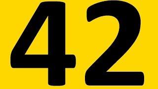 БЕСПЛАТНЫЙ РЕПЕТИТОР  ЗОЛОТОЙ ПЛЕЙЛИСТ  АНГЛИЙСКИЙ ЯЗЫК BEGINNER УРОК 42 УРОКИ АНГЛИЙСКОГО ЯЗЫКА
