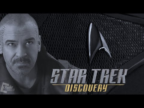 ducing Alan Van Sprang as Leland, Section 31  Star Trek: Discovery