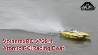 Volantex Rc V729 Atomic Brushless Rc Racing Catamaran Boat