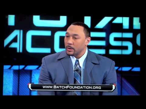 Charlie Batch discusses his Best of the Batch Foundation on NFL.Com