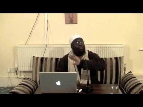 The Rightly Guided Caliphs 1 - Shaykh Ibrahim Osi-Efa