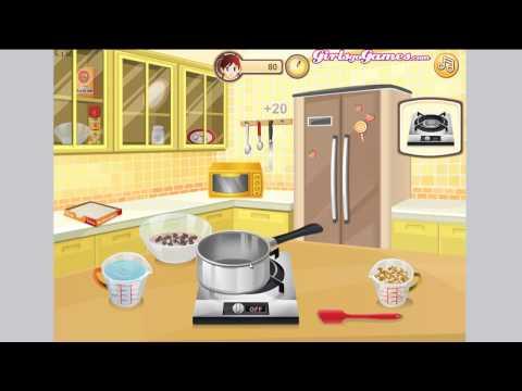 Download Youtube: Sara's Cooking Class - Chocolate Walnut Fudge