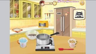 Sara's Cooking Class - Chocolate Walnut Fudge