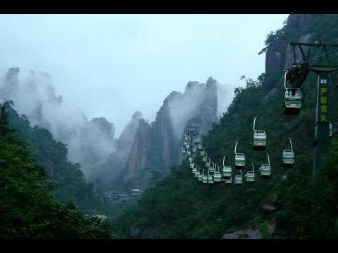 Mount Huangshan in China | Travel to mount Huangshan | Visit mount Huangshan videos