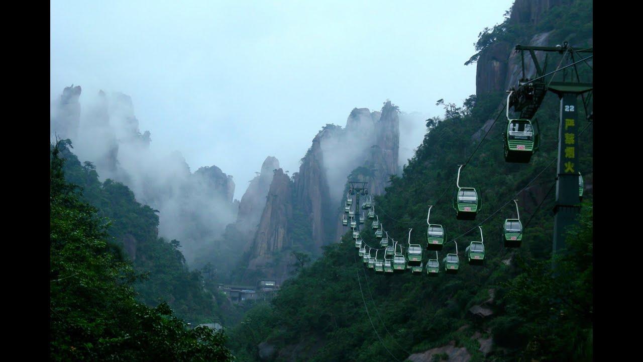 Mount Huangshan in China   Travel to mount Huangshan ...