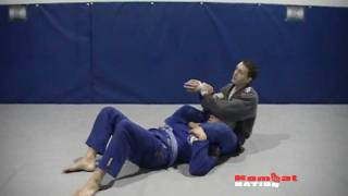 Back Mount; Inverted triangle choke video by Jason Gagnon & Scott Kucheran