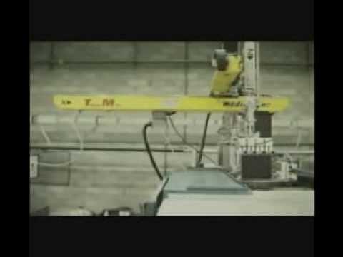 Enke - central vacuum cleaner - produzione