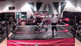 Barricade vs Andre Williams from RCW Rise of the Legends Night 2