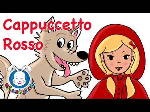 Cappuccetto Rosso | fairy tales in Italian