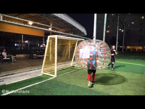The World's Craziest Sport - Bangkok Bobble Football